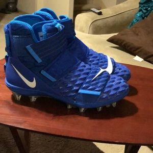 Nike Force Cleats Size 10 Men